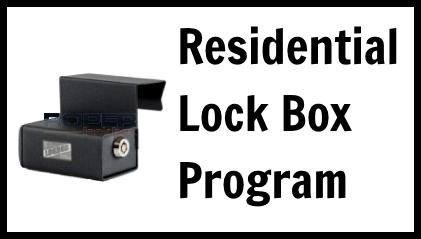 Lock Box Program